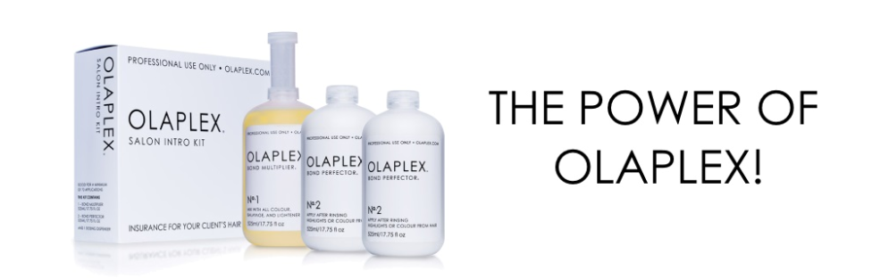 The Power of Olaplex!
